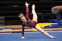 STANFORD, CA, March 3, 2014.Stanford Women's Gymnastics versus Cal at Stanford. Stanford won 196.750 to 196.025