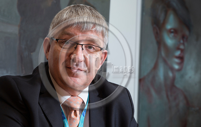BRUSSELS - BELGIUM - 14 October 2016 -- Jacek KRAWCZYK, the President of the Employers' Group at the European Economic and Social Committee (EESC). -- PHOTO: Juha ROININEN / EUP-IMAGES