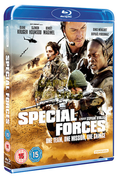 BLU RAY COVER ART<br /> in Special Forces (2011) <br /> (Forces speciales)<br /> *Filmstill - Editorial Use Only*<br /> CAP/NFS<br /> Image supplied by Capital Pictures
