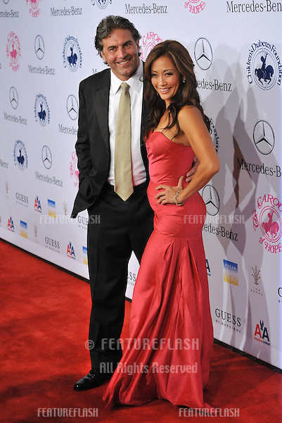 Carrie Ann Inaba at the 26th Carousel of Hope Gala at the Beverly Hilton Hotel..October 20, 2012  Beverly Hills, CA.Picture: Paul Smith / Featureflash