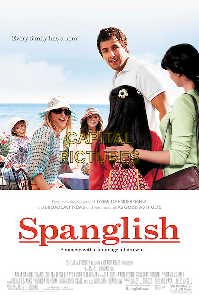 KEY ART.in Spanglish.*Editorial Use Only*.www.capitalpictures.com.sales@capitalpictures.com.Supplied by Capital Pictures.