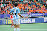 The Hague, Netherlands, June 15: Manuel Brunet #24 of Argentina looks on during the field hockey bronze match (Men) between Argentina and England on June 15, 2014 during the World Cup 2014 at Kyocera Stadium in The Hague, Netherlands. Final score 2-0 (0-0)  (Photo by Dirk Markgraf / www.265-images.com) *** Local caption ***