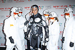 Jay Manuel arrives at Heidi Klum's 18th Annual Halloween Party presented by Party City and SVEDKA Vodka at Magic Hour Rooftop Bar & Lounge at Moxy Times Square, on October 31, 2017.