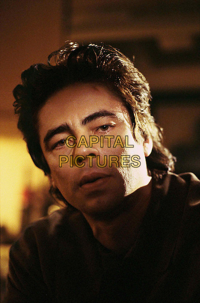 BENICIO DEL TORO.as Aaron Hallam in The Hunted.Filmstill - Editorial Use Only.Ref: FB.sales@capitalpictures.com.www.capitalpictures.com.Supplied by Capital Pictures.