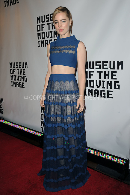 WWW.ACEPIXS.COM<br /> January 20, 2015 New York City<br /> <br /> Melissa George attending the Museum of The Moving Image honors Julianne Moore at 583 Park Avenue on January 20, 2015 in New York City.<br /> <br /> Please byline: Kristin Callahan/AcePictures<br /> <br /> ACEPIXS.COM<br /> <br /> Tel: (212) 243 8787 or (646) 769 0430<br /> e-mail: info@acepixs.com<br /> web: http://www.acepixs.com