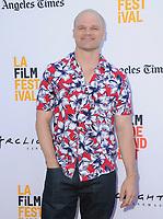 "17 June 2017 - Culver City, California - Evan Jones. LA Film Festival Premiere of ""Shot Caller"" held at ArcLight Culver City in Culver City. Photo Credit: Birdie Thompson/AdMedia"