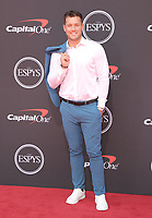 10 July 2019 - Los Angeles, California - Colton Underwood. The 2019 ESPY Awards held at Microsoft Theater. Photo Credit: PMA/AdMedia