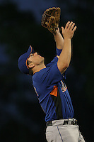 David Wright of the New York Mets vs the Los Angeles Dodgers March 21st, 2007 at Holman Stadium in Vero Beach, FL during Spring Training action.  Photo By Mike Janes/Four Seam Images