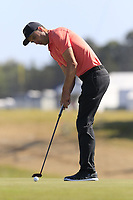 Ross Fisher (ENG) putts on the 17th green during Thursday's Round 1 of the 118th U.S. Open Championship 2018, held at Shinnecock Hills Club, Southampton, New Jersey, USA. 14th June 2018.<br /> Picture: Eoin Clarke | Golffile<br /> <br /> <br /> All photos usage must carry mandatory copyright credit (&copy; Golffile | Eoin Clarke)