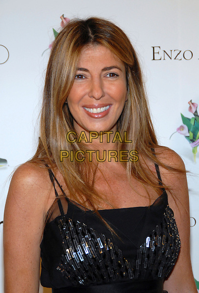 "NINA GARCIA.13th Annual QVC/FFANY ""Shoes on Sale"" Gala at the Waldorf Astoria, New York, NY, USA..October 18th, 2006.Ref: ADM/PH.headshot portrait.www.capitalpictures.com.sales@capitalpictures.com.©AdMedia/Capital Pictures. *** Local Caption ***"
