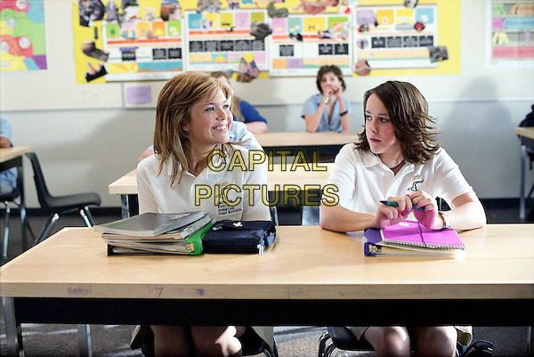MANDY MOORE & JENA MALONE .in Saved!.Filmstill - Editorial Use Only.Ref: FB.sales@capitalpictures.com.www.capitalpictures.com.Supplied by Capital Pictures.