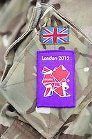 Illustration Londres 2012  - 27.07.2012 - Jeux Olympiques Londres 2012..Photo: Amandine Noel / Icon Sport......