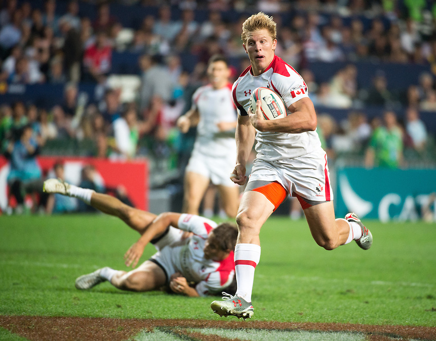 Canada vs Belgium Hong Kong Rugby 7's.27.03.15. 27th March 2015.