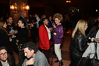 """NEW YORK - MARCH 19: Atmosphere at the party at the Bowery Hotel Terrace following the premiere for FX Networks """"What We Do In The Shadows"""" on March 19, 2019 in New York City. (Photo by Anthony Behar/FX/PictureGroup)"""
