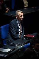17. Sitzung des Deutschen Bundestag am Donnerstag den 1. Maerz 2018.<br /> Tagesordnungspunkt: &quot;Einsetzung des 1. Untersuchungsausschuss&quot; zur Aufklaerung des Terroranschlag des islamistischen Terroristen Anis Amri auf den Weihnachtsmarkt am Berliner Breitscheidplatz im Dezember 2017.<br /> Im Bild: Armin Schuster (CDU), Ausschussvorsitzender.<br /> 1.3.2018, Berlin<br /> Copyright: Christian-Ditsch.de<br /> [Inhaltsveraendernde Manipulation des Fotos nur nach ausdruecklicher Genehmigung des Fotografen. Vereinbarungen ueber Abtretung von Persoenlichkeitsrechten/Model Release der abgebildeten Person/Personen liegen nicht vor. NO MODEL RELEASE! Nur fuer Redaktionelle Zwecke. Don't publish without copyright Christian-Ditsch.de, Veroeffentlichung nur mit Fotografennennung, sowie gegen Honorar, MwSt. und Beleg. Konto: I N G - D i B a, IBAN DE58500105175400192269, BIC INGDDEFFXXX, Kontakt: post@christian-ditsch.de<br /> Bei der Bearbeitung der Dateiinformationen darf die Urheberkennzeichnung in den EXIF- und  IPTC-Daten nicht entfernt werden, diese sind in digitalen Medien nach &sect;95c UrhG rechtlich geschuetzt. Der Urhebervermerk wird gemaess &sect;13 UrhG verlangt.]