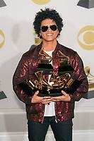 1/28/2018 - New York: 60th Annual Grammy Awards - Press Room
