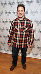 "Oliver Butler attends the Meet & Greet for the cast of ""The Amateurs"" at the Shelter Studios on January 9, 2018 in New York City."
