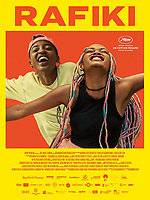 Rafiki (2018) <br /> POSTER ART<br /> *Filmstill - Editorial Use Only*<br /> CAP/MFS<br /> Image supplied by Capital Pictures