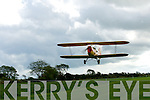 Takes to the Skies at the Air Show in Ardfert on Sunday aws David Bruton in his Bi Plane Stampe.........