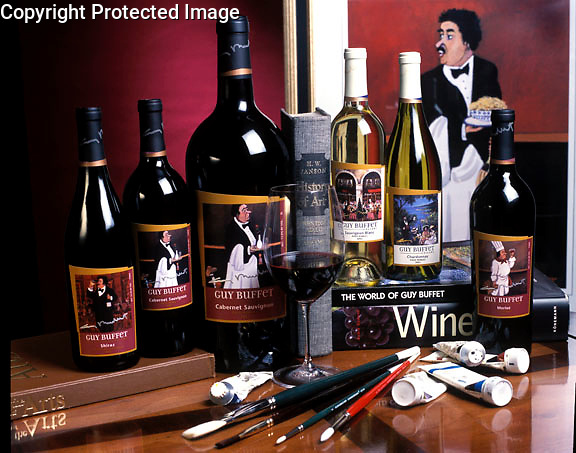 &quot;Guy Buffet Cellars&quot;<br />