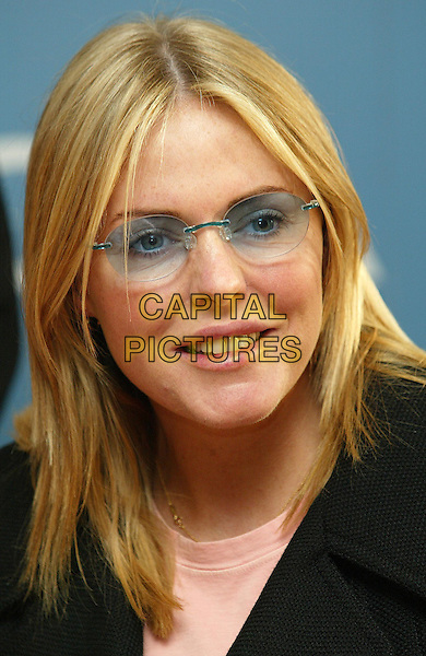 PATSY KENSIT..Spectacle Wearer Of The Year Awards..portrait headshot, glasses, spectacles, pink t shirt..sales@capitalpictures.com..www.capitalpictures.com..©Capital Pictures