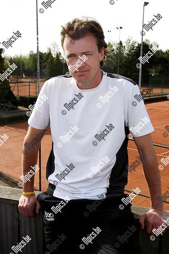2008-04-27 / Tennis / Hans Van Steenbergen..Foto: Maarten Straetemans (SMB)