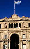 Buenos Aires, Argentina. The Presidential Palace, Casa Rosada.