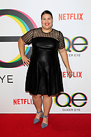 "LOS ANGELES - FEB 7:  Britney Young at the ""Queer Eye"" Season One Premiere Screening at the Pacific Design Center on February 7, 2018 in West Hollywood, CA"