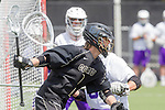 Orange, CA 05/16/15 - Luke Stelzner (Colorado #2) in action during the 2015 MCLA Division I Championship game between Colorado and Grand Canyon, at Chapman University in Orange, California.
