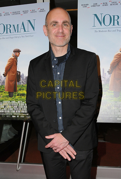 05 April 2017 - Los Angeles, California - Joseph Cedar.  Los Angeles Premiere of  &quot;Norman: The Moderate Rise and Tragic Fall of a New York Fixer&quot; held at Linwood Theater at The Pickford Center for Motion Picture Study in Los Angeles. <br /> CAP/ADM/BT<br /> &copy;BT/ADM/Capital Pictures