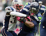 2012 Seattle Seahawks vs. NE Patriots