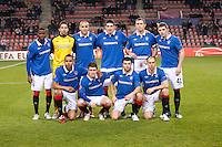 PSV Eindhoven v Rangers 100311
