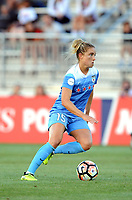 Boyds, MD - Saturday August 26, 2017: Kristie Mewis during a regular season National Women's Soccer League (NWSL) match between the Washington Spirit and the Chicago Red Stars at Maureen Hendricks Field, Maryland SoccerPlex.