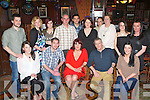 Mary Murphy, Killarney seated centre who celebrated her 50th birthday with her family and friends in the Killarney Avenue Hotel on Saturday night..