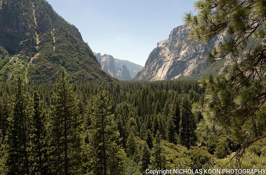 Yosemite Valley, Yosemite - 2011