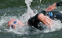 11 JUN 2006 - WINDSOR, UK - Vanessa Raw - British Elite Triathlon Championships. (PHOTO (C) NIGEL FARROW)