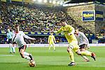 Manuel Trigueros Muñoz of Villarreal CF in action during their La Liga match between Villarreal CF and Valencia CF at the Estadio de la Cerámica on 21 January 2017 in Villarreal, Spain. Photo by Maria Jose Segovia Carmona / Power Sport Images