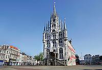 Stadhuis van Gouda op de Markt