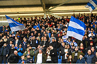 Wigan fans during Reading vs Wigan Athletic, Sky Bet EFL Championship Football at the Madejski Stadium on 9th March 2019