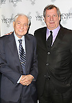 Garry Marshall and Mike Bencivenga attends the Off-Broadway opening Night Performance of 'Billy & Ray' at the Vineyard Theatre on October 20, 2014 in New York City.