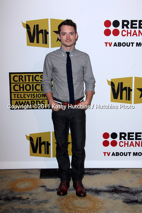 LOS ANGELES - JUN 20:  Elijah Wood arriving at the 1st Annual Critics' Choice Television Awards at Beverly Hills Hotel on June 20, 2004 in Beverly Hills, CA