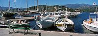 France/2B/Haute Corse/Nebbio/St Florent: Le Port