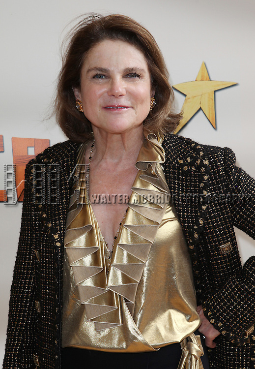 Tovah Feldshuh.attending the Broadway Opening Night Performance of 'Peter And The Starcatcher' at the Brooks Atkinson Theatre on 4/15/2012 in New York City.