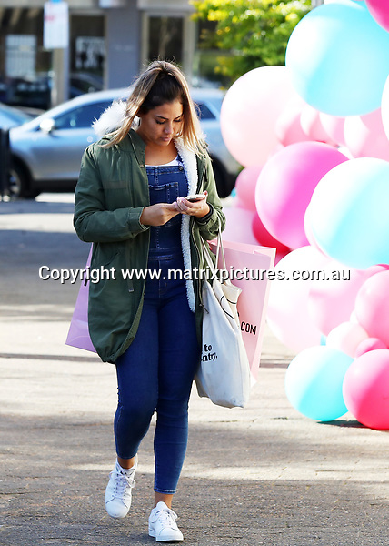21 JULY 2017 SYDNEY AUSTRALIA<br /> WWW.MATRIXPICTURES.COM.AU<br /> <br /> EXCLUSIVE PICTURES<br /> <br /> Roxy Jacenko and her mother Doreen pictured posing for a photo outside the Sweaty Betty office at Paddington for a Pretty Little Things event. <br /> <br /> Note: All editorial images subject to the following: For editorial use only. Additional clearance required for commercial, wireless, internet or promotional use.Images may not be altered or modified. Matrix Media Group makes no representations or warranties regarding names, trademarks or logos appearing in the images.