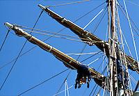L'Amerigo Vespucci è un veliero della Marina Militare , nave scuola per gli allievi ufficiali dell'Accademia navale