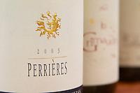 Perrieres, Costieres de Nimes by Marc Kreydenweiss, Rhone Languedoc, France