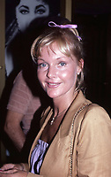 """***FILE PHOTO*** Carol Lynley Has Passed Away At 77 Years Of Age.<br /> Carol Lynley attends a performance of """"The Little Foxes"""" at the Martin Beck Theatre on July 1, 1981 in New York City. <br /> CAP/MPI/WM<br /> ©WM/MPI/Capital Pictures"""