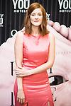 "Actress Ana Maria Polvorosa attends to the photocall of the start shooting of the spanish film ""Pieles"" by Eduardo Casanova in Madrid. July 01. 2016. (ALTERPHOTOS/Borja B.Hojas)"