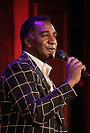 Norm Lewis during a press preview of his new show 'Ill be Home for Christmas' at Feinstein's/54 Below on November 18, 2016 in New York City.