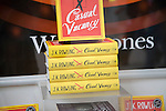 J.K Rowling's 'Casual Vacancy' book on sale in Waterstones bookshop, Bury St Edmunds, Suffolk, England September 2012